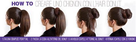 how to use in hair si chiama donut ma non si mangia il segreto per uno