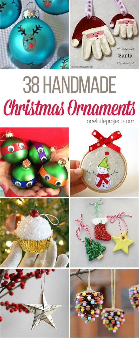 handmade balls ornaments 38 easy handmade ornaments