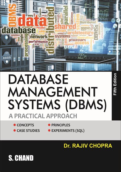 picture book database database management systems dbms a practical by dr