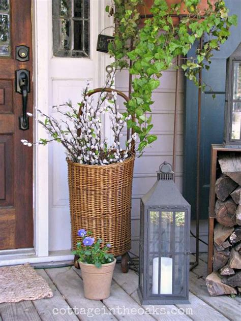 outdoor decor ideas 29 cool diy outdoor easter decorating ideas amazing diy