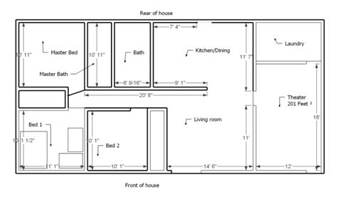 small house layout home layout determining the best small home layouts home