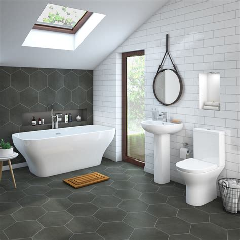 design bathroom free mirage freestanding bath suite plumbing uk