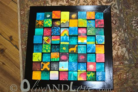 class craft projects 3d wooden blocks children s auction project