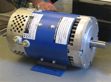 Electric Cart Motor by Shane Colton Electric Go Karts