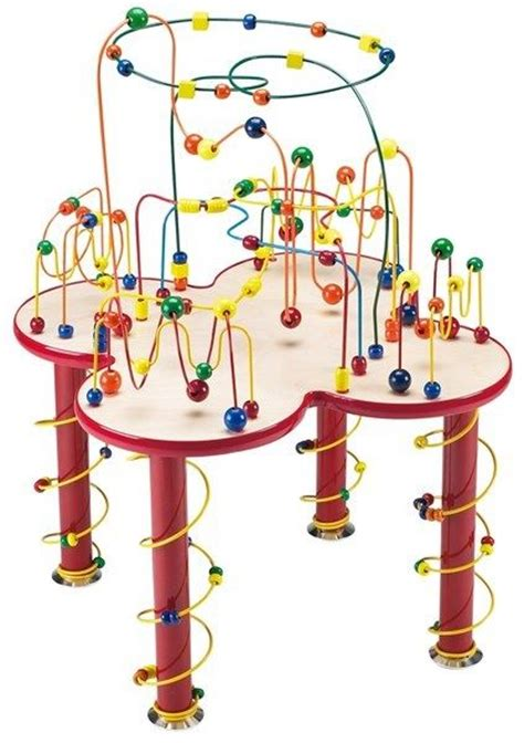 bead maze table anatex ftm9007 ultimate fleur rollercoaster table