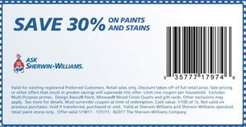 sherwin williams paint store coupons sherwin williams coupons brown hairs