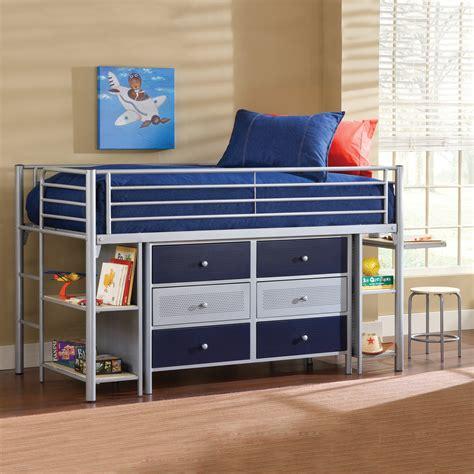 junior loft bunk bed universal junior loft with dresser bunk beds loft beds