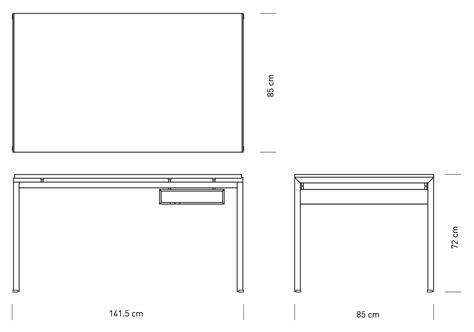 student desk dimensions carl hansen student desk pk52a professor desk pk52