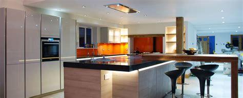 Space For Kitchen Island handleless grey quartz worktops and solid oak detail uckfield
