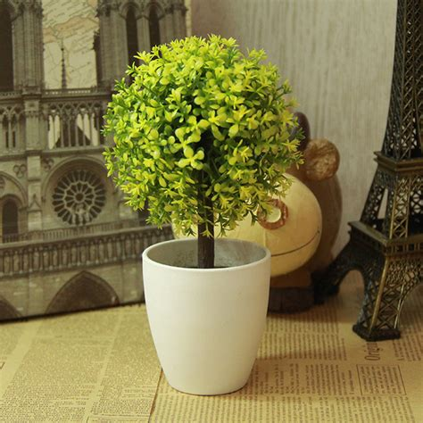 potted topiary plants artificial topiary tree potted plants garden outdoor