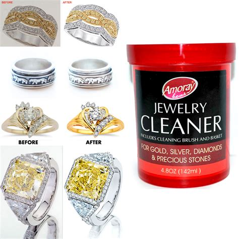 how to make silver jewelry cleaner jewelry cleaner solution safely clean all jewelry gold