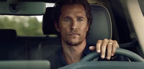 Matthew Mcconaughey New Lincoln Commercial by Matthew Mcconaughey Is Back With Another Of His Bat