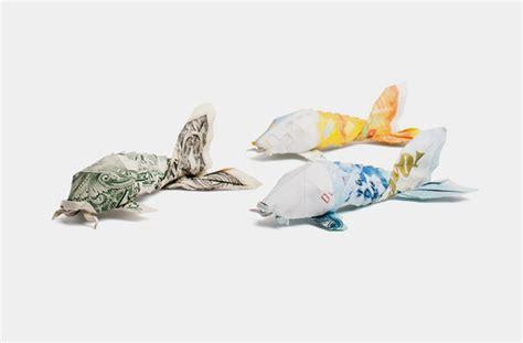origami koi dollar one dollar koi for psg by orudorumagi11 on deviantart