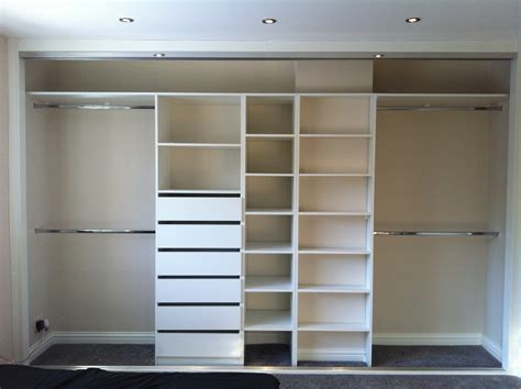 interior design sliding wardrobe doors stunning open cabinetry system for clothes organizer in