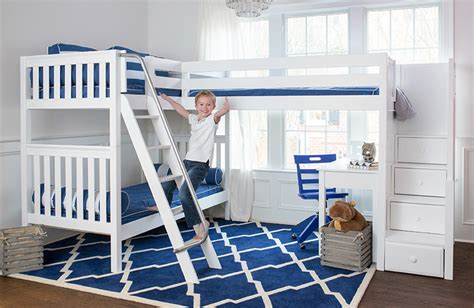 boy bunk beds beds bedroom furniture bunk beds storage
