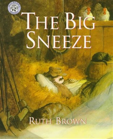 show me a picture of a book the big sneeze by ruth brown reviews discussion