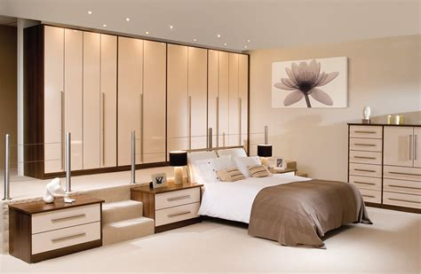 white fitted bedroom furniture minimalist attic white glass fitted bedroom furniture