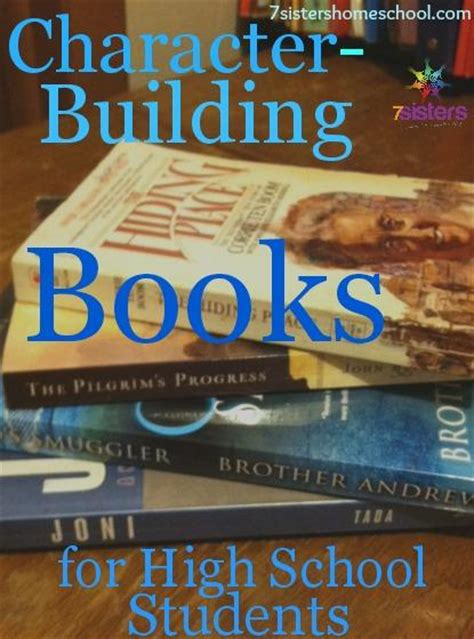 picture books for high school students character building books for high school students