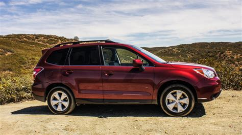 Best Affordable Suv by Best Midsize Suvs 2016 Subaru Forester Best Midsize Suv