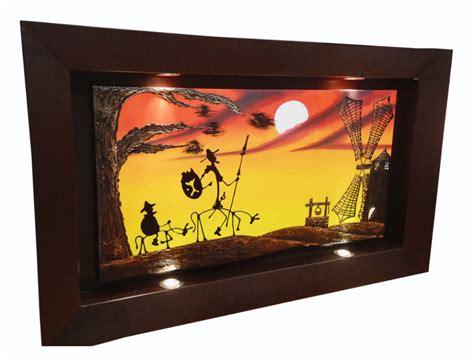cuadros con luz cuadros al 211 leo marco con luz spo 2 500 00 en mercado