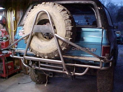 merricks garage k5 blazer bumper build with a bomb and k5 blazer bumper build images