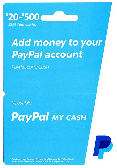 how to make a credit card with paypal new paypal my cards and loading process light