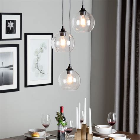 pendant lights kitchen table best 25 modern dining room lighting ideas on