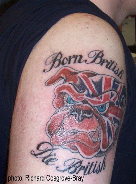 bulldog tattoo english bulldogs and patriots on pinterest