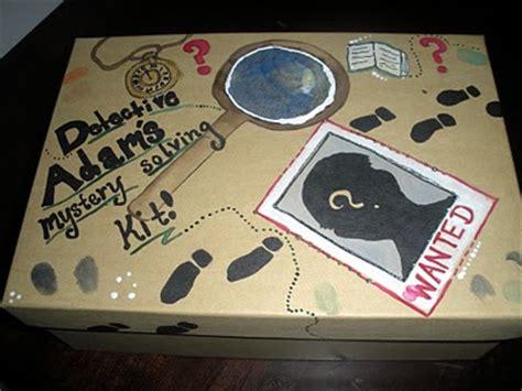 detective crafts for someday crafts detective kit