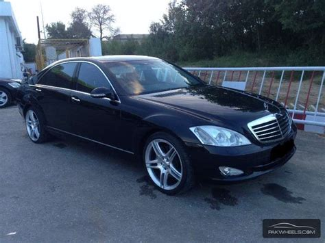 Mercedes S Class 2008 by Mercedes S Class S500l Lim 2008 For Sale In Islamabad