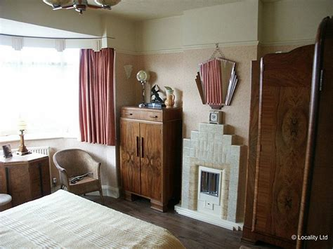 1930 bedroom furniture 1930s interiors weren t all black gold and drama