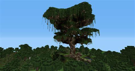 tree on minecraft tree of calene mrd4nny god tree minecraft project