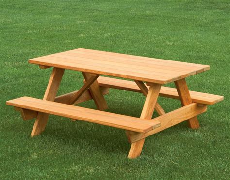 cypress kid s picnic table