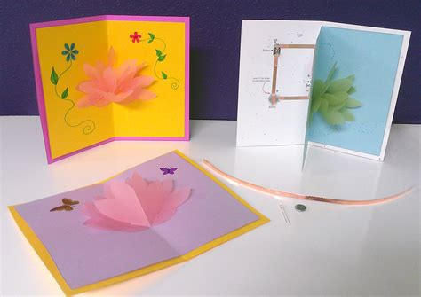 how to make a card out of paper resources learn sparkfun