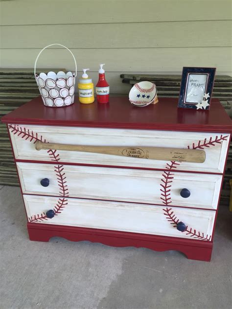 baseball bedroom furniture 25 best ideas about baseball dresser on boys