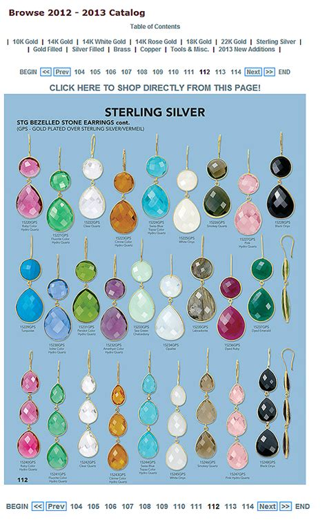free jewelry supplies catalogs free wholesale jewelry supply catalog for jewelry