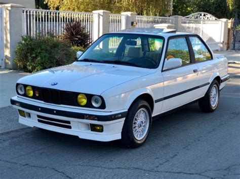 1988 Bmw 325is by 1988 Bmw 325is E30 Coupe 5 Speed Classic Bmw 3 Series