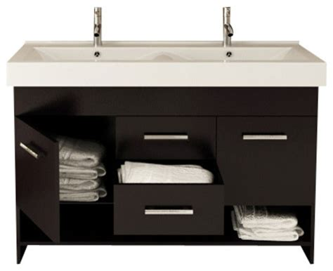large bathroom vanity units rigel large sink modern bathroom vanity cabinet