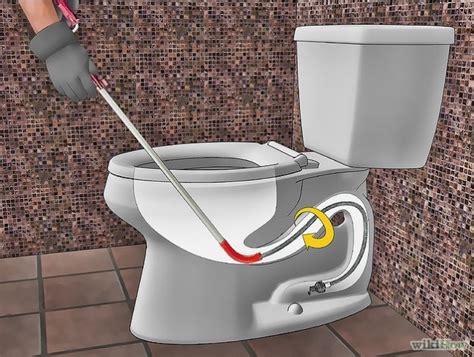 comment d 233 boucher les wc