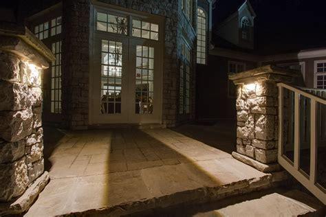 nashville patio and hardscape lighting