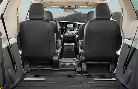 Minivan Cargo Space by 2016 Toyota Cargo Space