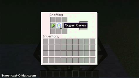 minecraft how to craft a paper how to make paper on minecraft
