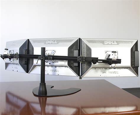 ergotech horizontal lcd monitor arm desk stand ergotech monitor desk stand 100 d16 b03 tw review