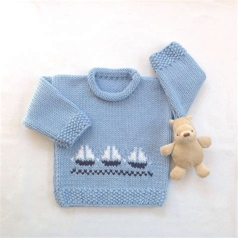 knitted baby jumpers baby boy sweater 6 to 12 months infant knit jumper