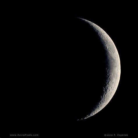 crescent moon crescent moon 4 0 days