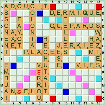 is yin a word in scrabble resultats manet scrabble