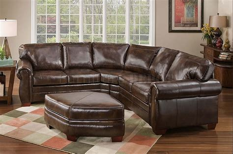 sectional sofa leather leather sectional sofa with classic style plushemisphere