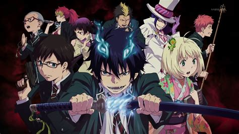 ao no exorcist ao no exorcist wallpaper wallpaperholic