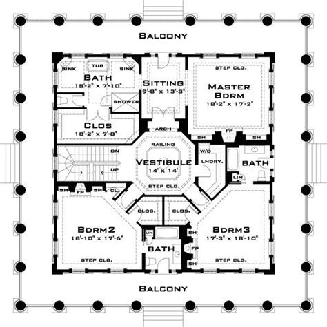 plantation house floor plans classic revival with tour southern plantation style southern plantations and