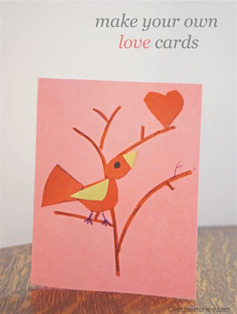 make your own cards for children free template cards